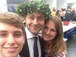 Alessandro, Lorenzo e Benedetta