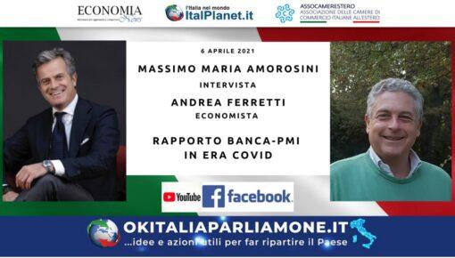 Intervista di Massimo Maria Amorosini
